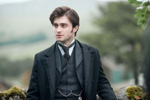 Watch Daniel Radcliffe In The Woman In Black Trailer