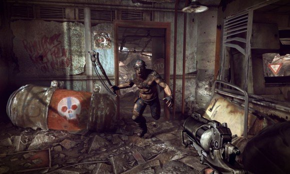 First Gameplay Video Showing Co-Operative Play In RAGE
