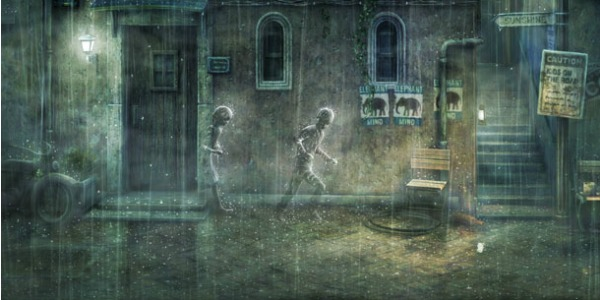 New Trailer For Sony Japan's Intriguing PSN Title Rain
