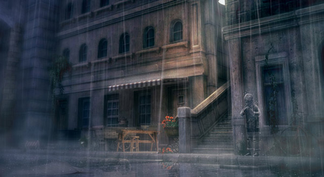 New Rain Screenshots Reveal The Game's Invisible World