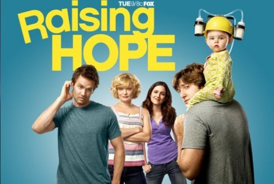 raising hope 6 10 10 kc 536x360 Attack Of The Clones! 5 TV Shows That Inspired Blatant Rip Offs
