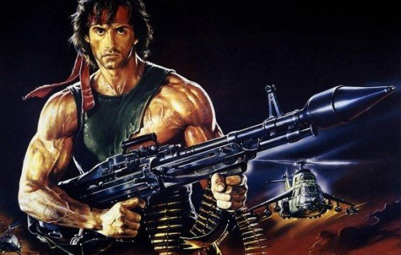 Sylvester Stallone's Renegade Headed To TV For Rambo: New Blood Series