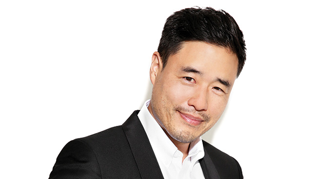 DreamWorks Ensemble Comedy Office Christmas Party Makes Room For Randall Park
