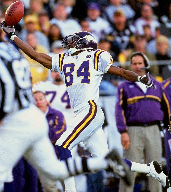 Randy Moss To Be Waived, Viking Soap Opera Continues