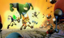 Ratchet And Clank: All 4 One Octomoth Boss Fight Video
