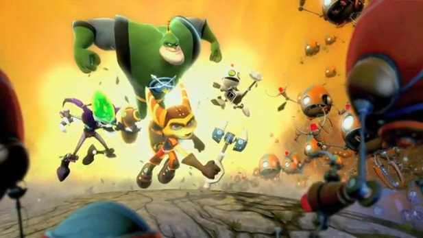 Ratchet And Clank: All 4 One Weapons Trailer Episode 1
