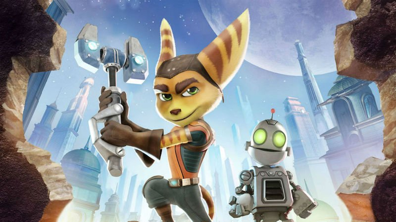 Ratchet And Clank Debuts Three New Clips From The Upcoming Animated Movie