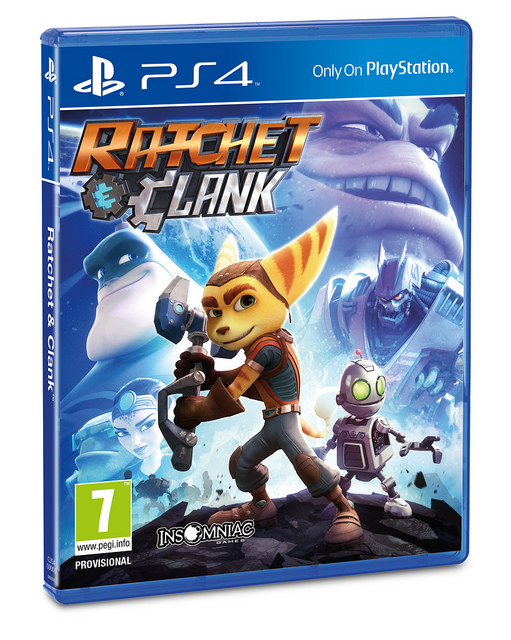 Ratchet & Clank Return On PlayStation 4 In Europe On April 20