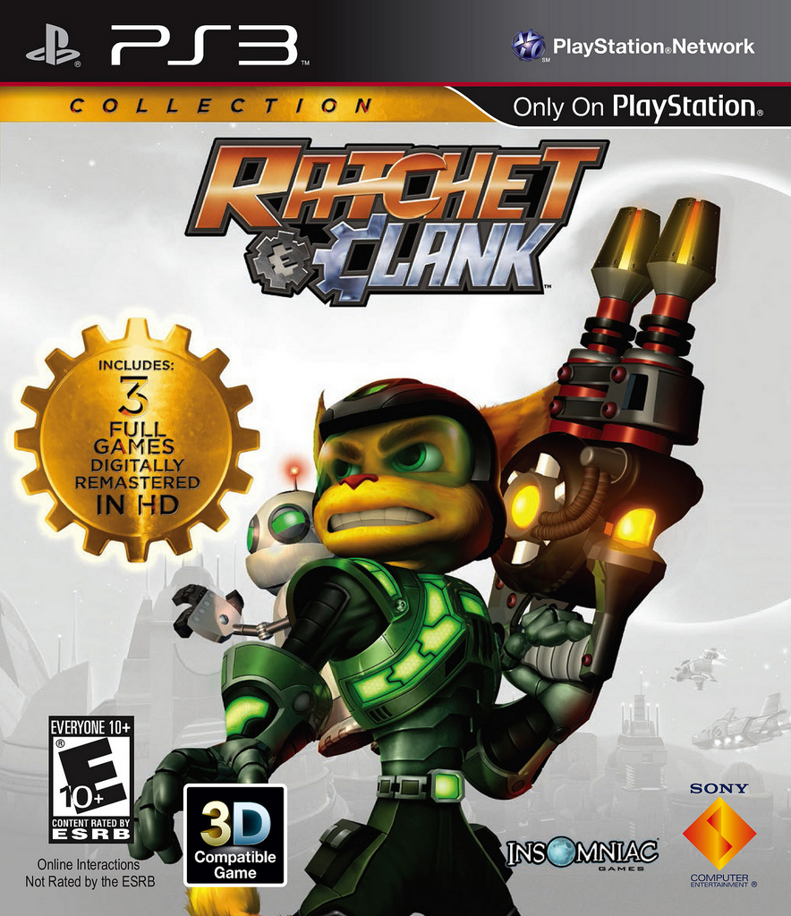 Ratchet & Clank Collection Review