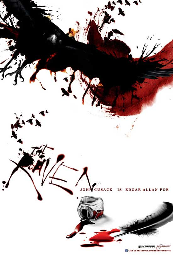 The Raven Movie Poster Revealed