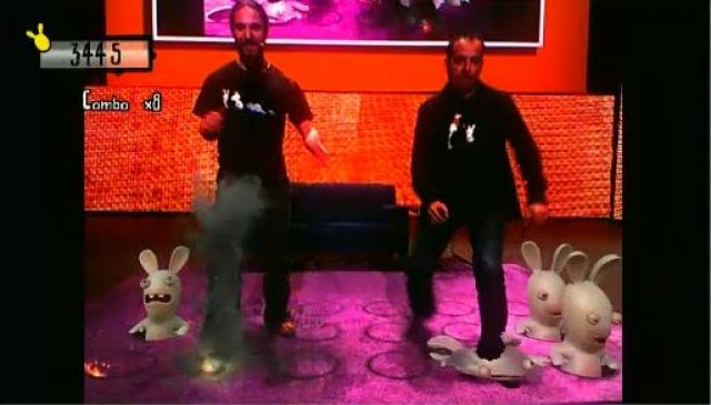The Raving Rabbids Are Alive And Kicking