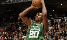 Ray Allen Passes Reggie Miller From Behind the Arc