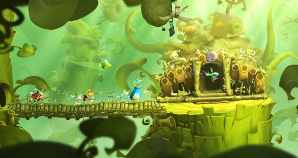 Wii U Version Of Rayman Legends Delayed For Multiplatform Release
