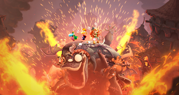 Rayman Legends Delay Means Over 30 New Levels
