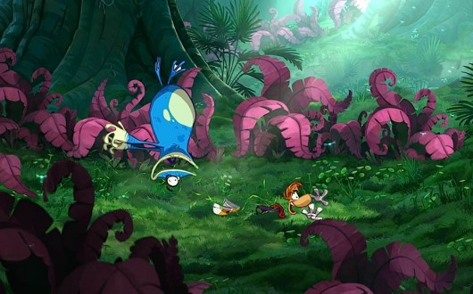 Rayman Origins is Now a Retail Game With A 2011 Release Date