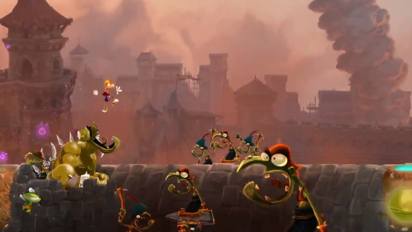 New Rayman Legends Videos And European Release Date Released