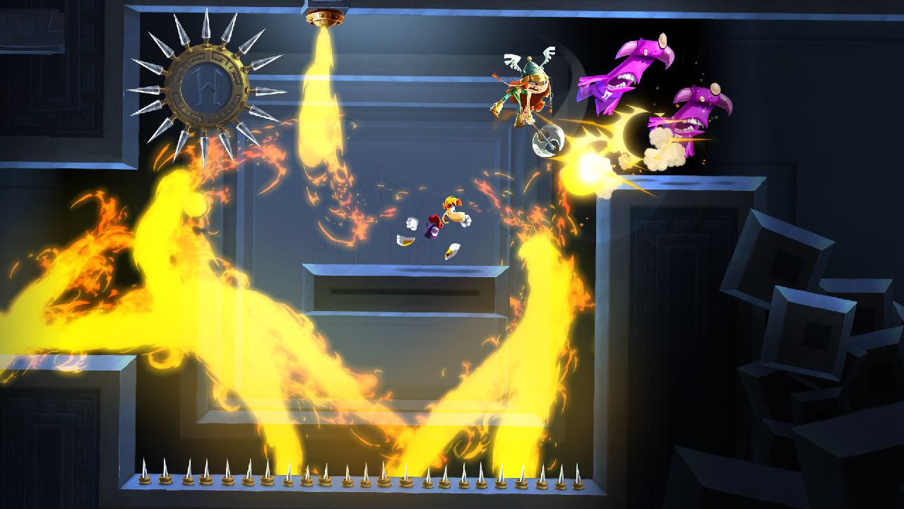 Rayman Legends Will Offer Quirky Platforming To PC Gamers