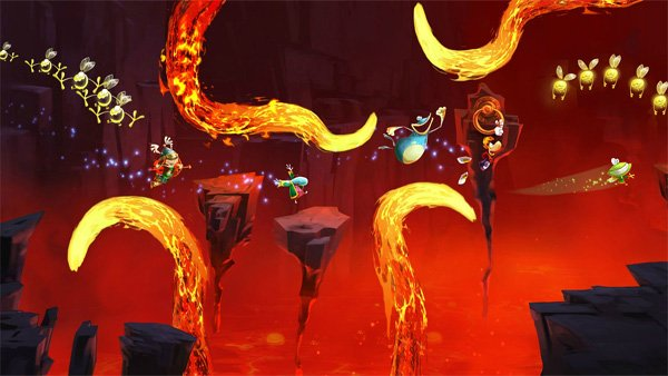 Rayman Legends Wows With Brand New E3 Trailer