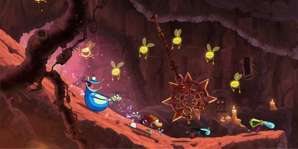 Grab Rayman Origins For Free As Part Of Ubisoft's 30th Anniversary Celebrations