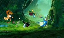 Rayman Origins Brings Artistic Platforming To Vita Today
