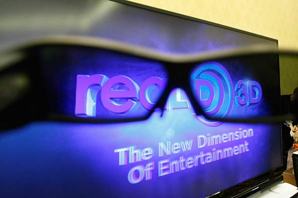 The Death Knell For 3D? Sony Going To Make Us Pay For Glasses