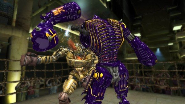 Real Steel The Video Game Review