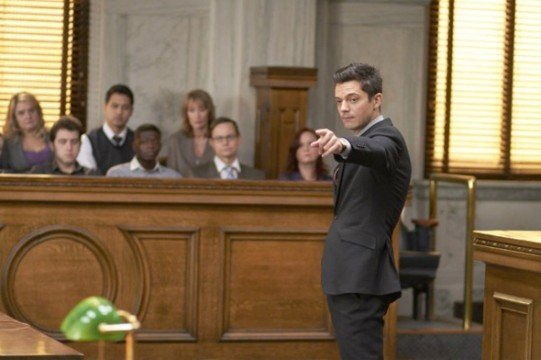 Dominic Cooper And Samuel L. Jackson Have A Reasonable Doubt In Images From Upcoming Thriller