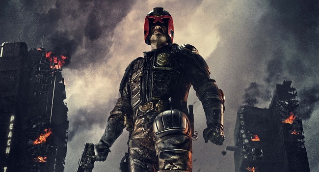 JUDGE DREDD Bringing The Law To TV