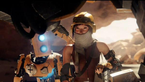 Armature's Xbox One Exclusive ReCore Taking Cues From Metroid, The Legend Of Zelda