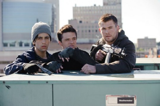 red dawn 540x360 Blu Ray Releases: Mar. 5
