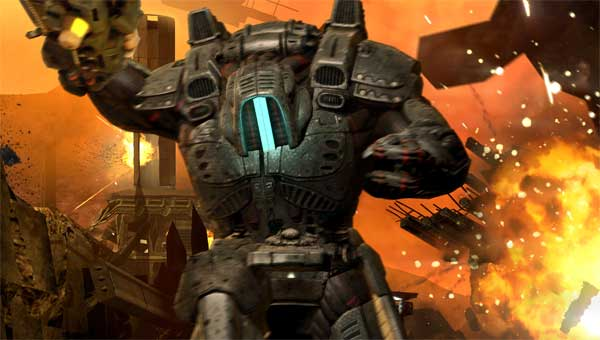 red faction armageddon interview with eric barker2 Red Faction: Armageddon Review