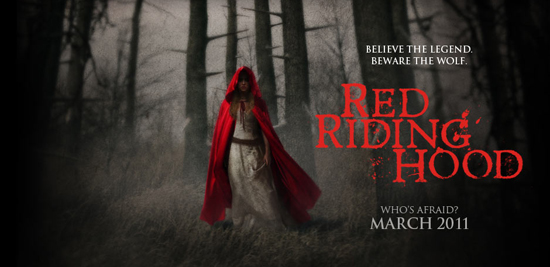 New Trailer For Catherine Hardwicke's Red Riding Hood