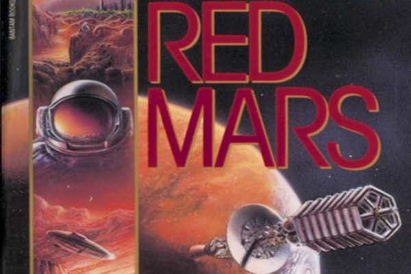 TV Adaptation Of Kim Stanley Robinson's Red Mars Trilogy Lands Writer