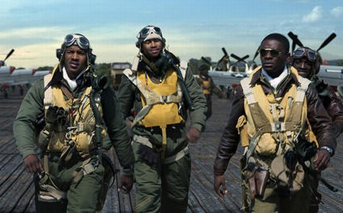 Red Tails Trailer Released