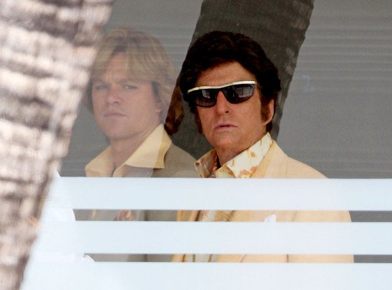 Teaser For Steven Soderbergh's Behind The Candelabra Features A Piano