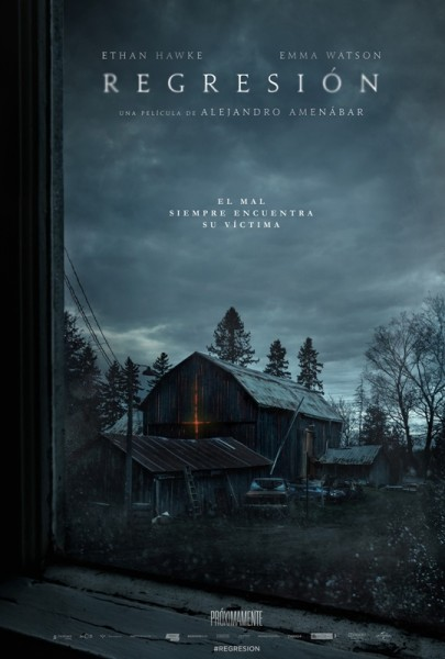 Eerie Trailer For Regression Highlights Ethan Hawke And Emma Watson