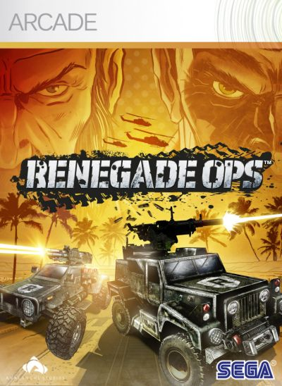 Renegade Ops Review