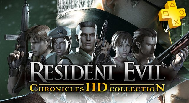 resident evil chronicles hd collection ps-plus