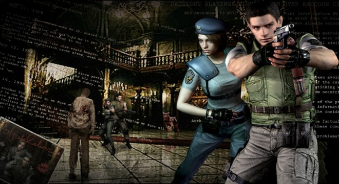 resident evil jill chris mansion aagecrow 1980x1080 wallpaper www.wallpaperhi.com 31 660x360 Nato And Remys Last Stand: Moments In Horror Gaming That Made Us Pee A Little