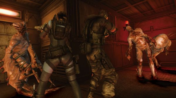 Resident Evil: Revelations Confirmed For 360, PS3, Wii U, PC Release