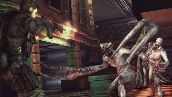 Resident Evil: Revelations Console Debut Trailer, Not Coming To Vita