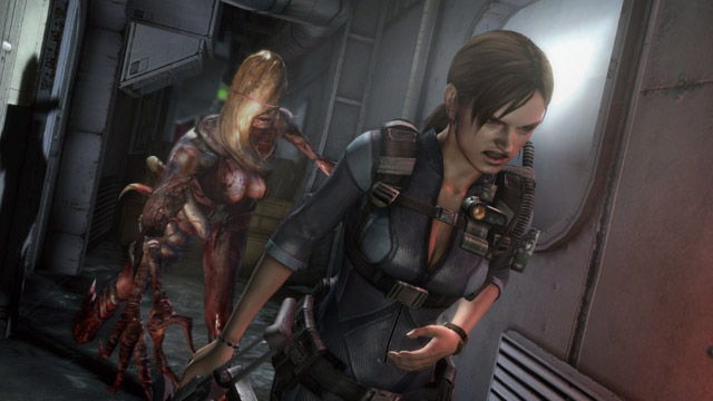 No Wiimote Controls For Resident Evil: Revelations