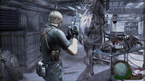 Resident Evil 4 HD Now Available For Download On PS3 And 360