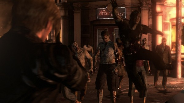 Dragon's Dogma Owners Can Now Access Capcom's Resident Evil 6 Demo Via Xbox LIVE