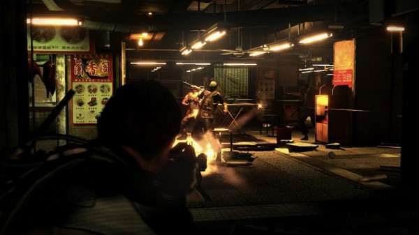Xbox 360 Users Will Receive Resident Evil 6 DLC First