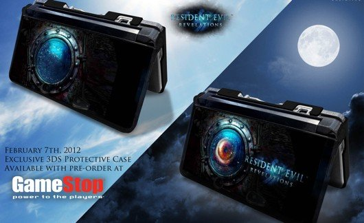 Resident Evil Revelations Is Set To Infect The 3DS This February