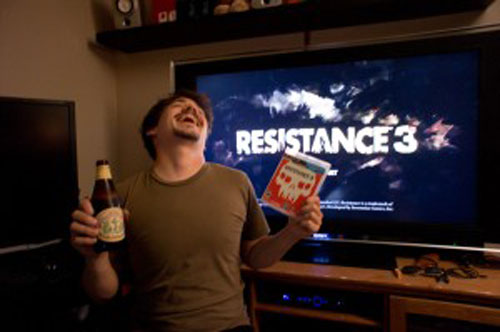 Lucky Fan Receives Copy Of Resistance 3?