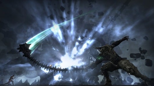 Konami Plans A Resurrection Date For Castlevania: Lords of Shadow