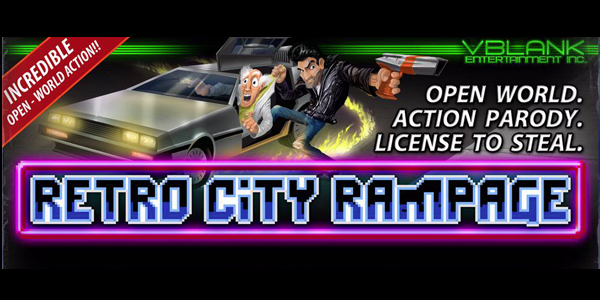 Retro City Rampage Adds PSN, PS Vita And Steam To Release Platforms