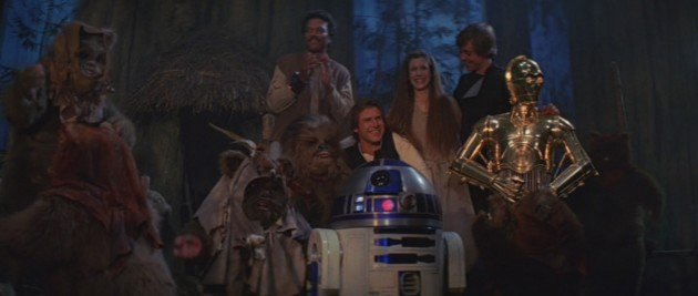Star Wars: Episode VII Is Set 30 Years After Return Of The Jedi